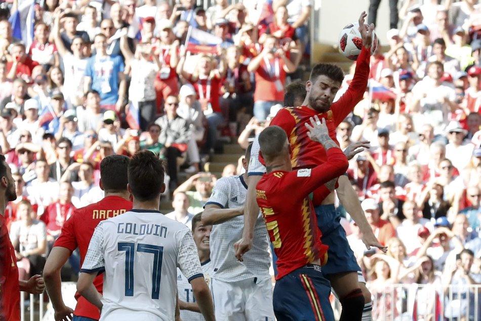 Spain vs Russia: रूस ने रचा इतिहास, पेनाल्टी शूटआउट में स्पेन को हराकर किया बाहर