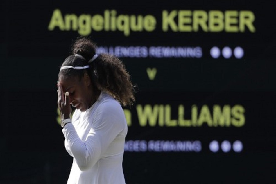 Serena Questions Over Frequency Her Anti Doping Test