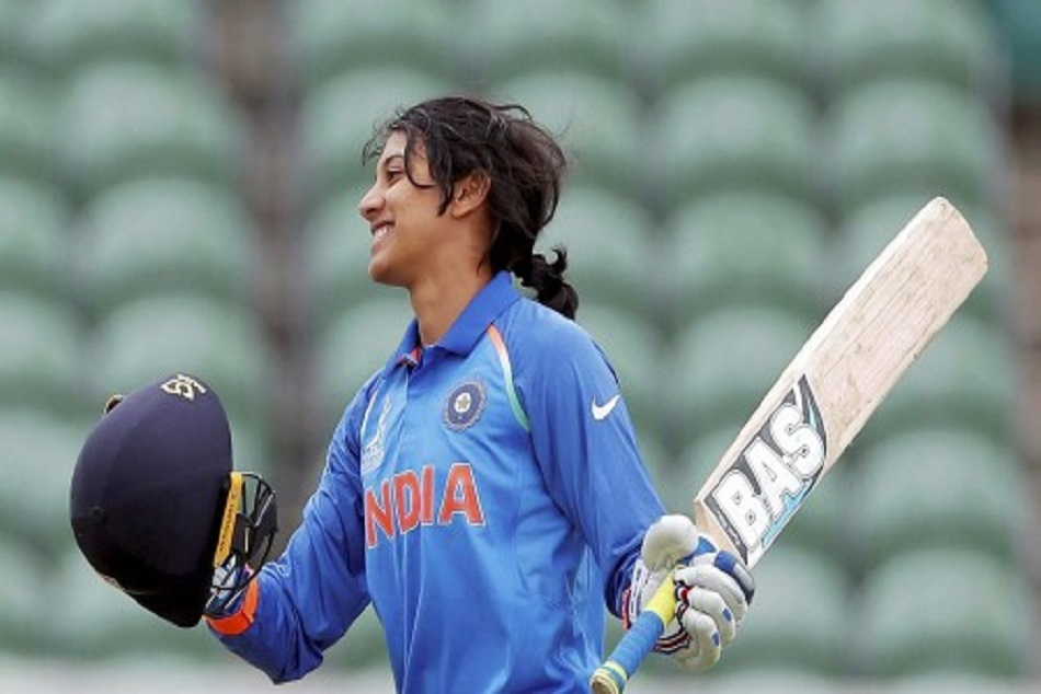 Smriti Mandhana shared pic with his one of favorite player
