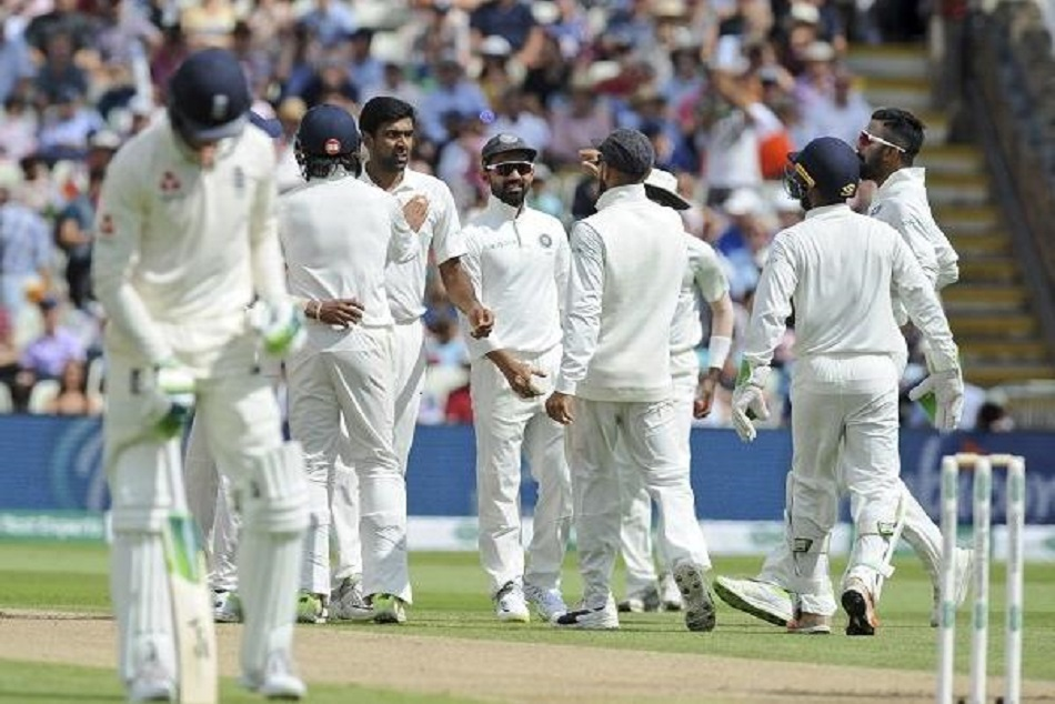 Ashwin May Be Of Team 4th Test Against England
