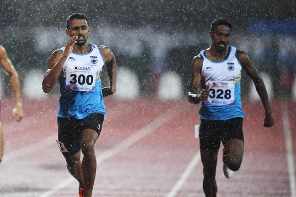 Muhammed Anas Won Silver 400m Asian Games