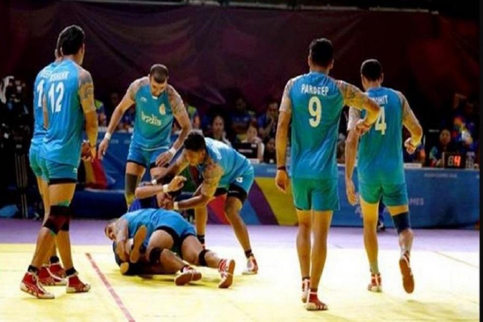 Iran Defeated India Kabaddi Mens Asian Games Will Won Bronze