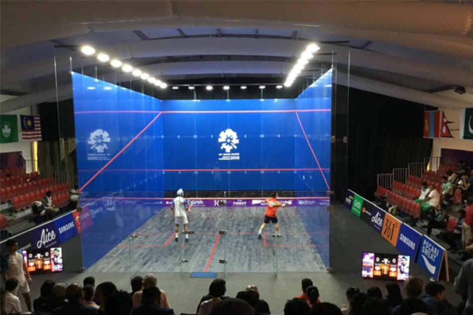 India Gets Bronze Squash Men S Team Semi Finals Asian Games