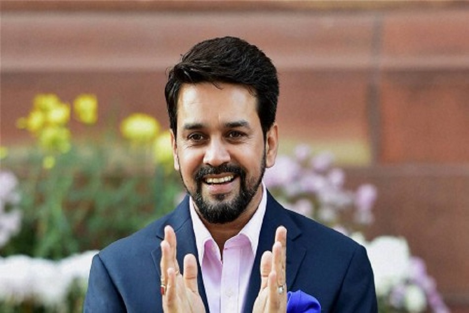 Anurag Thakur Seeks Removal Ban From Becoming Bcci Chief