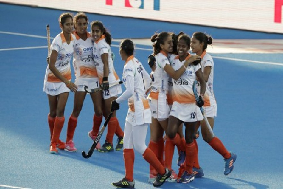 Hif Releases New Ranking List Indian Hockey Women Team Is On