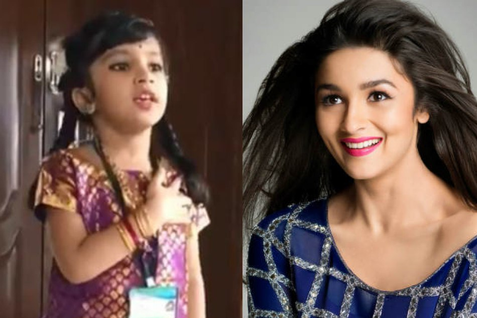 wriddhiman saha posted a video of his daughter with alia bhatt