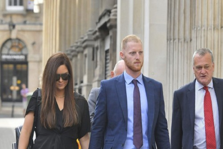Ben Stokes Said He Was Protecting Gay Couple Fight