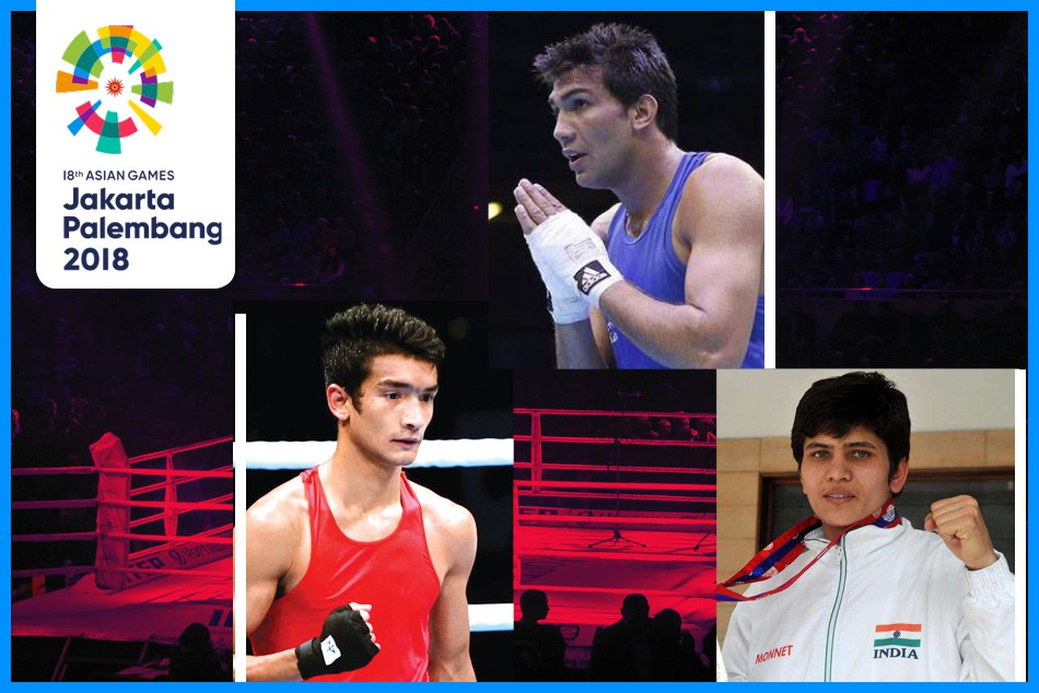 Boxer List Who Will Bring Gold India Asian Games