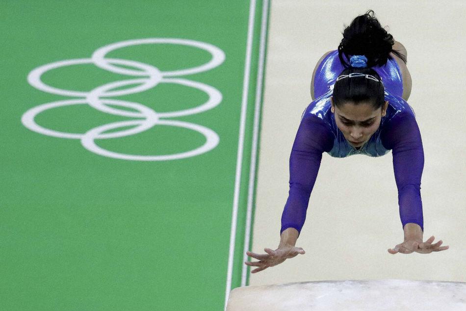 स्टार जिम्नास्ट दीपा करमारकर बैलेंस बीम के फाइनल में पहुंचीं
