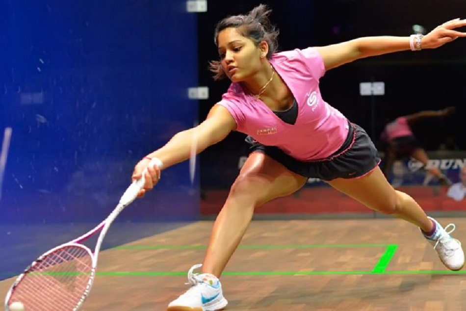 Squash player deepika pallikal slamed by federation over coach issue