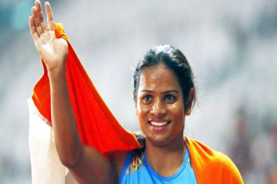 Asian Games 2018 Dutee Chand Was Suspended