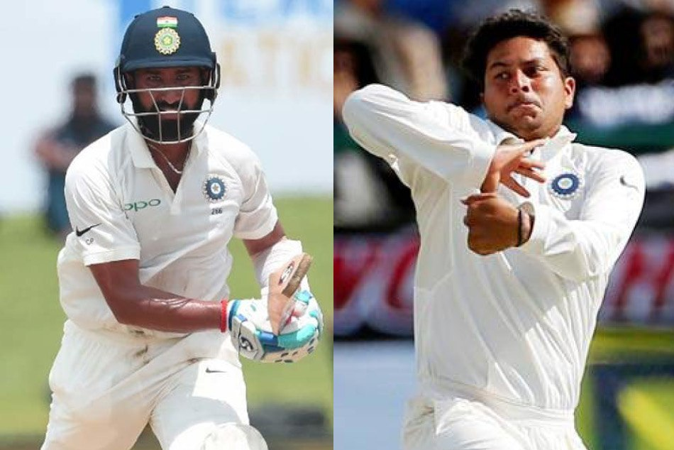 Kuldeep Yadav Pujara Is Not Part Test Match Reason Is This