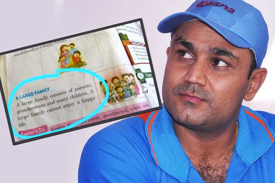 virendra sehwag slams school authority for big family issue