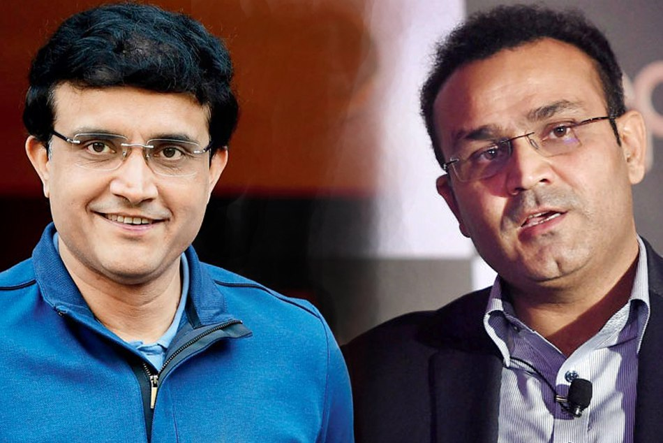 Sourav ganguly and sehwag suggest virat for 2nd test match