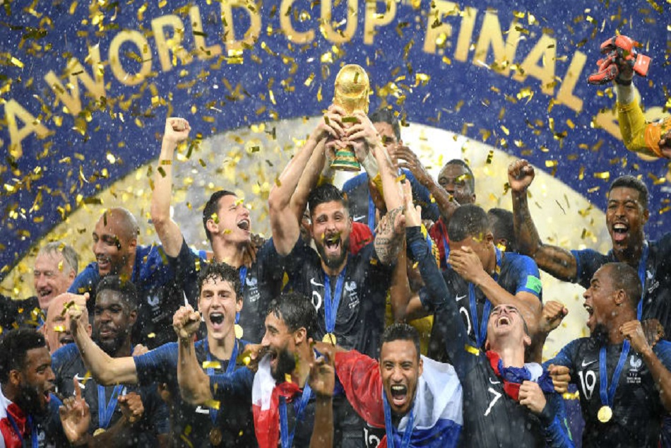 Fifa Rankings France Become No 1 India Rise