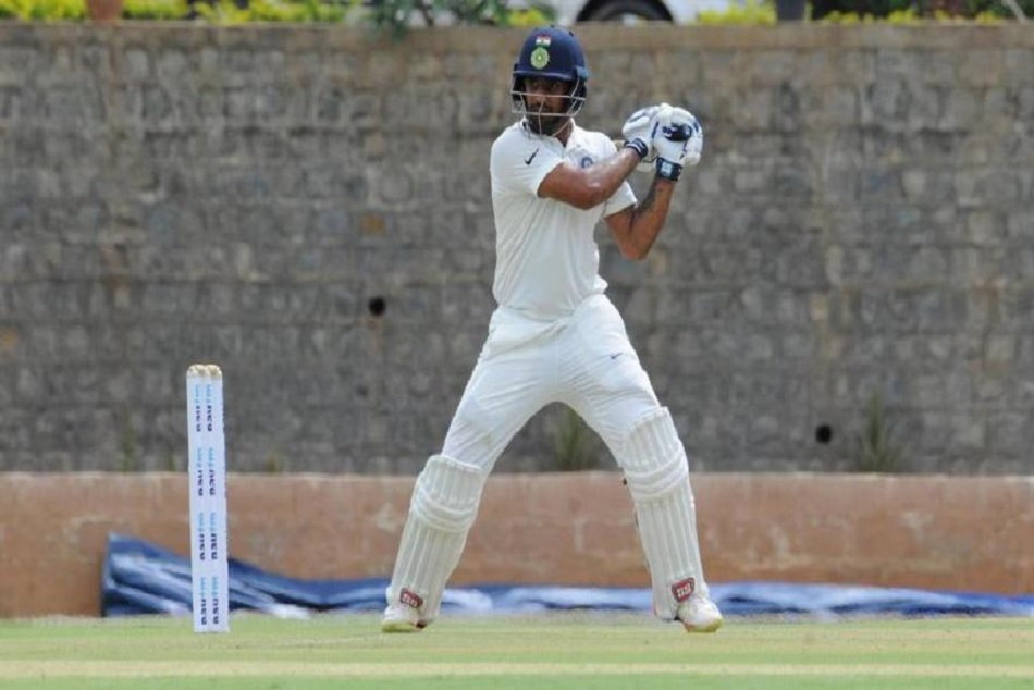 Hanuma vihari selected for england test know his records