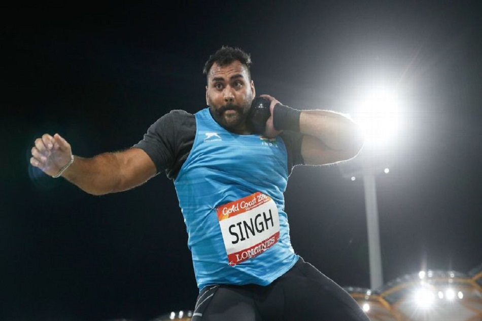 Tajinderpal Singh won record gold in asian games shotput indonesia