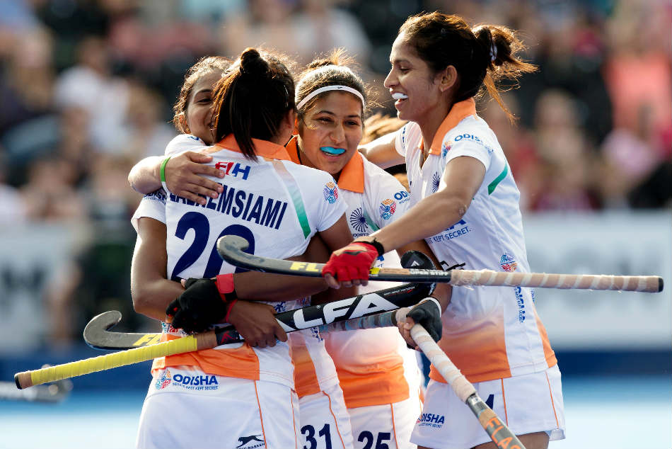Indian Women S Hockey Team Registers 2nd Biggest Asian Games Over Kazakhstan