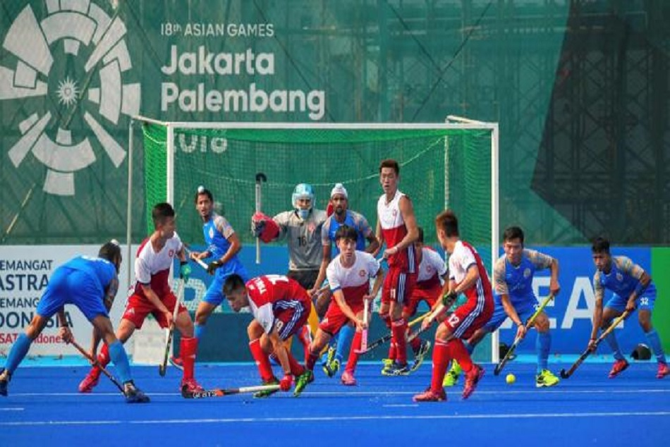 indian mens hockey team defeat japan in asian games 2018