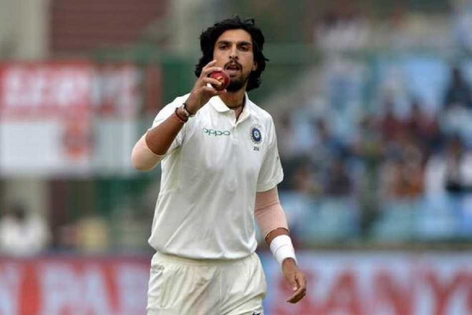 ishant sharma fine for his over reaction david malan against england