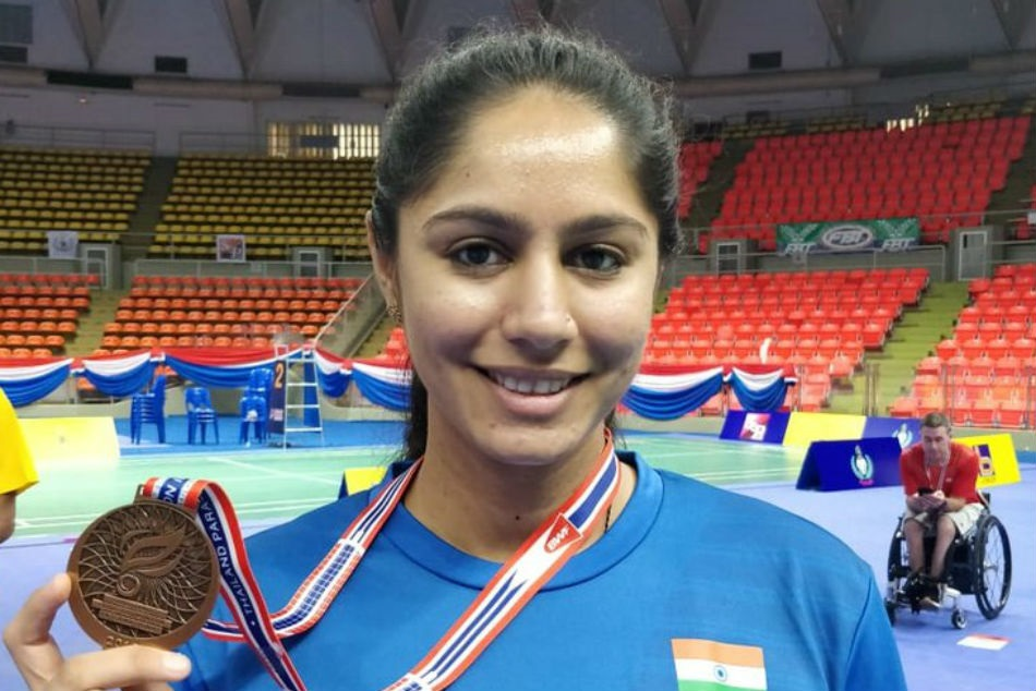 Inspiration: Para-badminton player Manasi is defying the odds