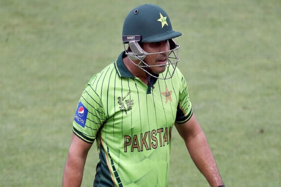 Spot Fixing Nasir Jamshed Banned Ten Years