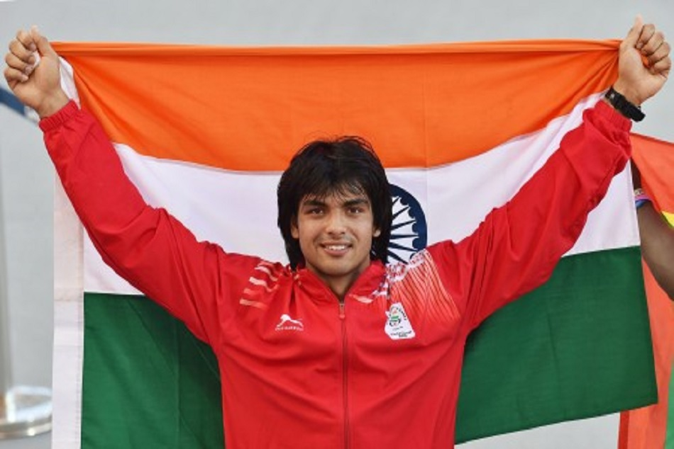 Neeraj Chopra to be flag bearer for Asian Games 2018