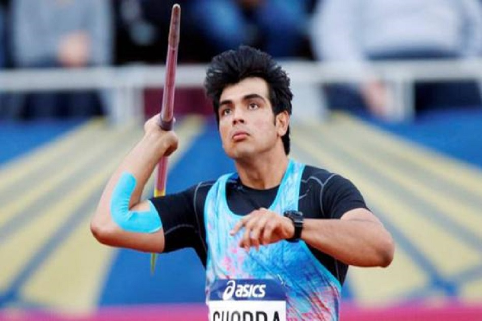 Asian Games 2018 Neeraj Chopra Wins Gold Medal Javelin Throw