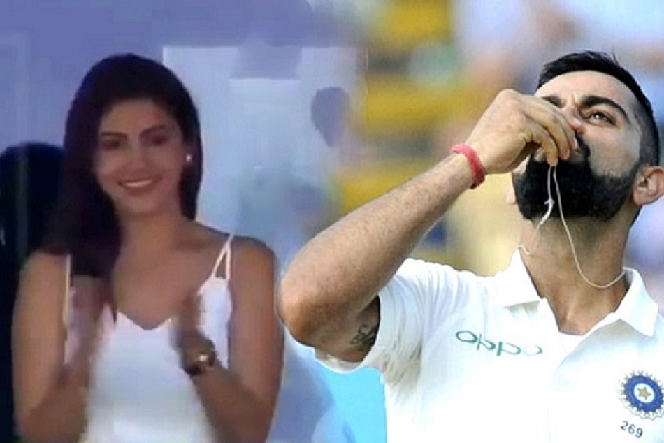 ENG vs IND: Virat kissed engagement ring after his century