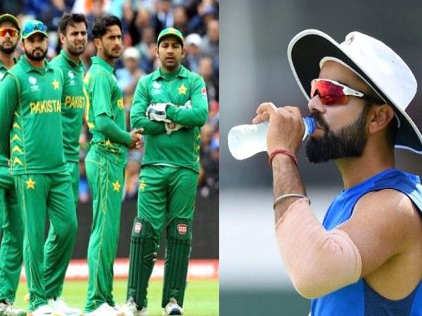 कोहली का 'पानी खर्च' और पाकिस्तानी खिलाड़ियों की सैलरी: