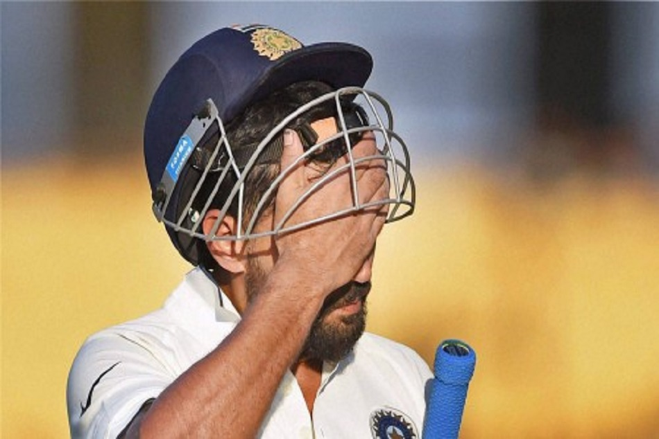 Murli vijay makes zero in test match against england record