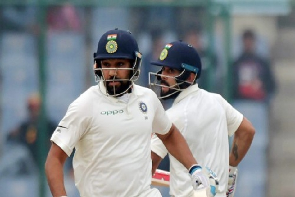 Rohit sharma is not selected in test team for england tour