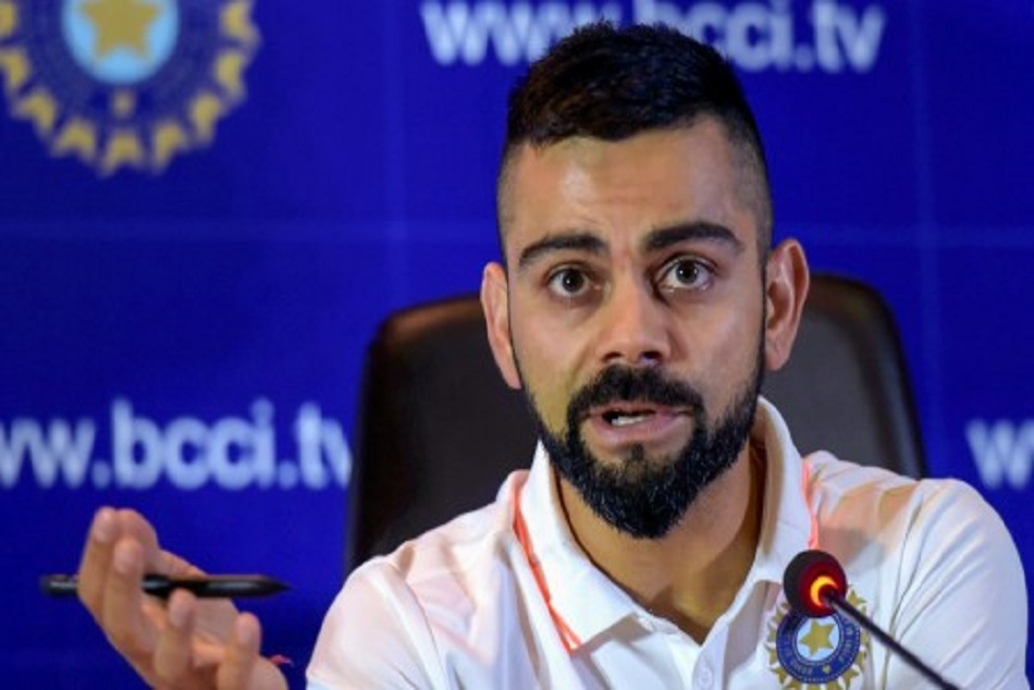 Virat Kohli Slams England Cricket Bord Over 100 Ball Match