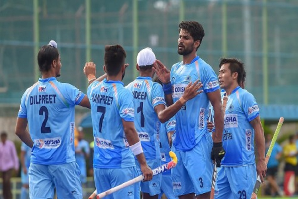 indian hockey team full schedule for asian games 2018 indonesia