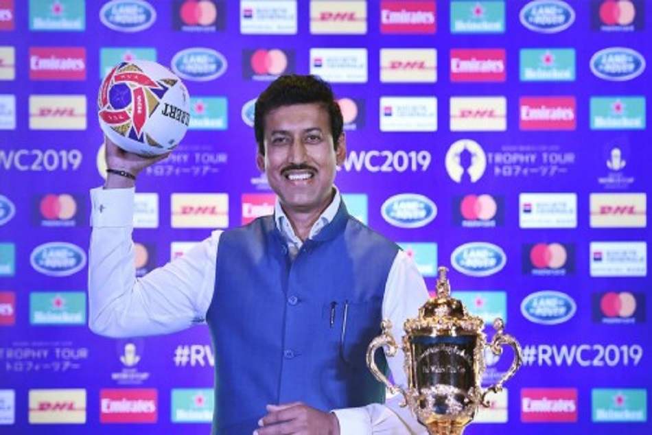 Drastic Changes School Sports Said Sports Minister Rathore