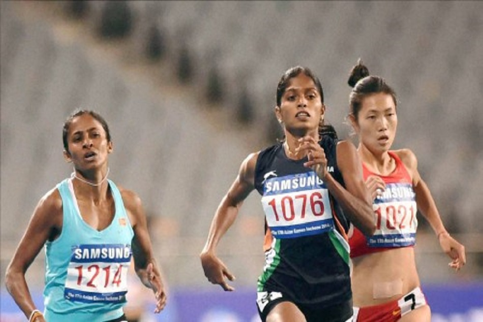 tintu luka pulls out her name for asian games 2018
