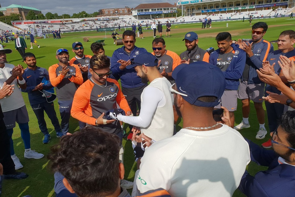 ENGvsIND: Rishabh Pant debuts, becomes the 291st Test player