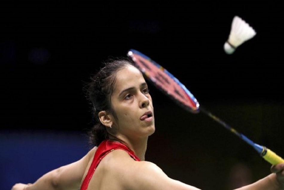 Sania Nehwal knocked out of Badminton world championship.