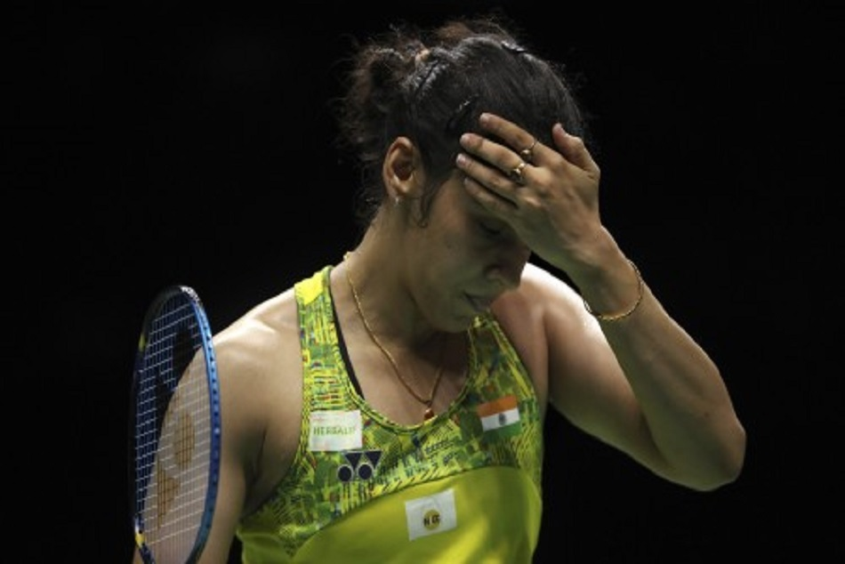 Saina Nehwal slips out of top-10 in world badminton rankings