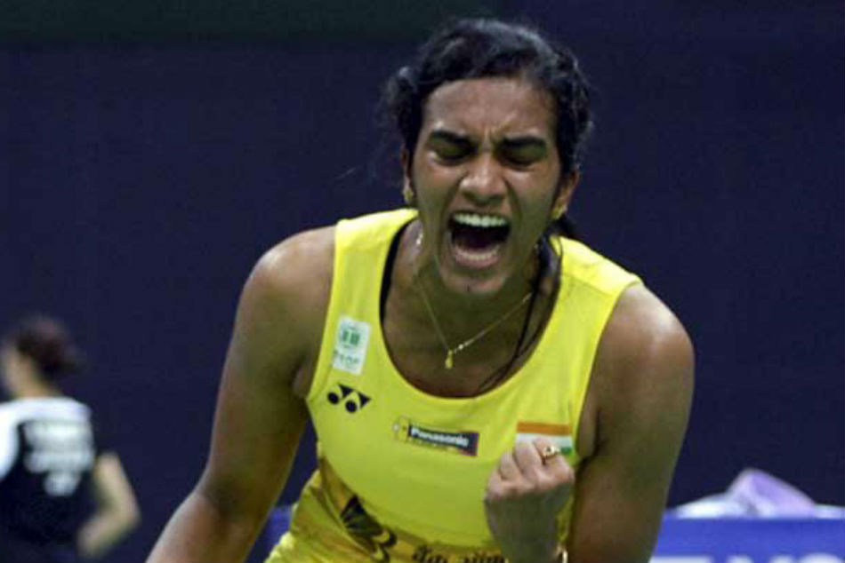 pv sindhu creats history in badminton asian games after defeat japan yamaguchi