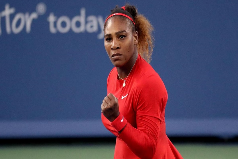 Serena Williams Starts With Win Cincinnati Masters
