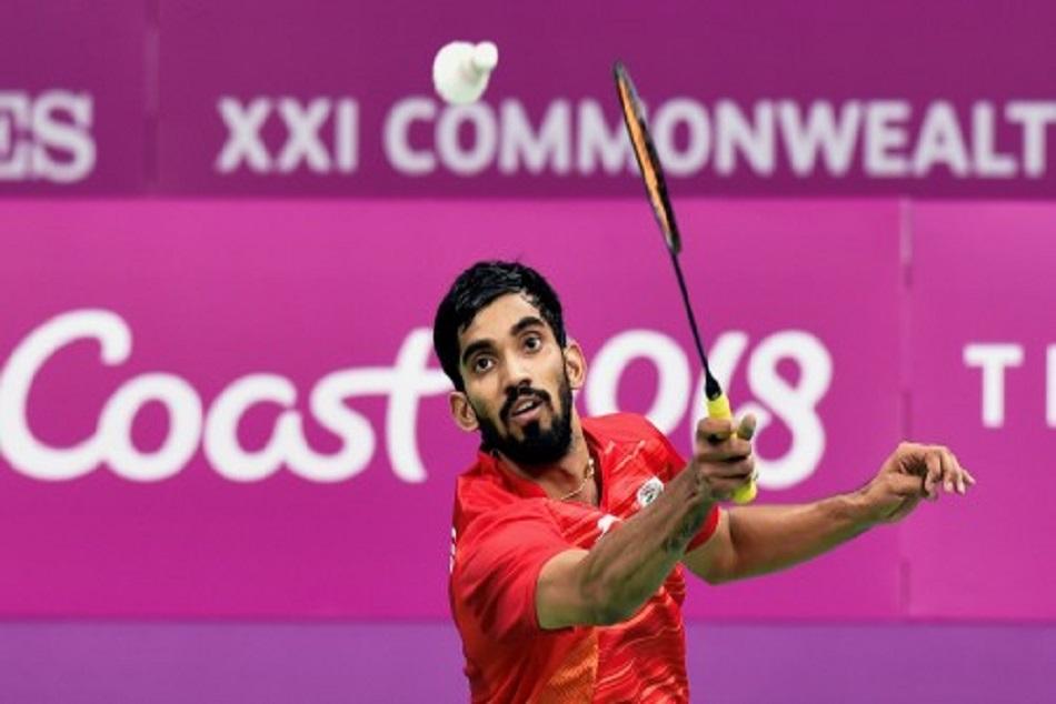Kidambi Srikanth Pre Quarter Final Badminton Championship