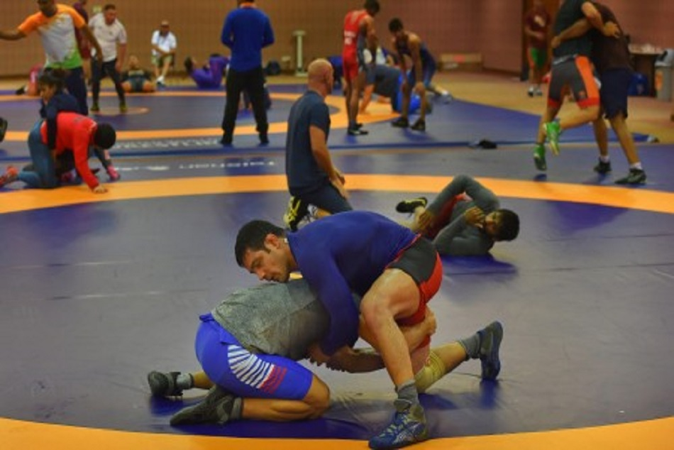 Asian Games Sushil Kumar Says He Is Not Here Prove Somethi