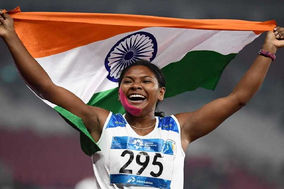 Story of rickshaw-puller's daughter Swapna Barman won Gold