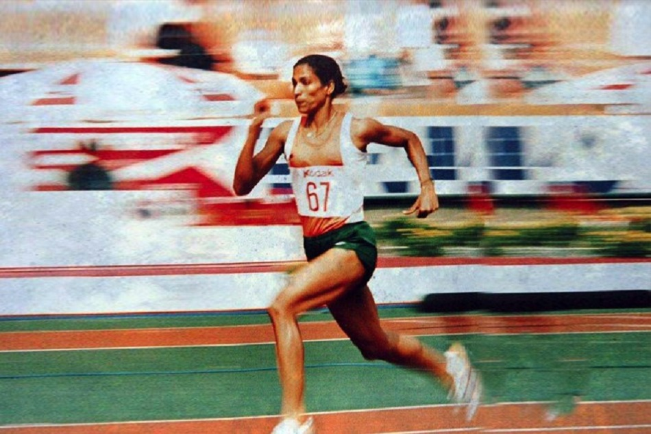 Asian Games: PT Usha forced to eat rice with pickle