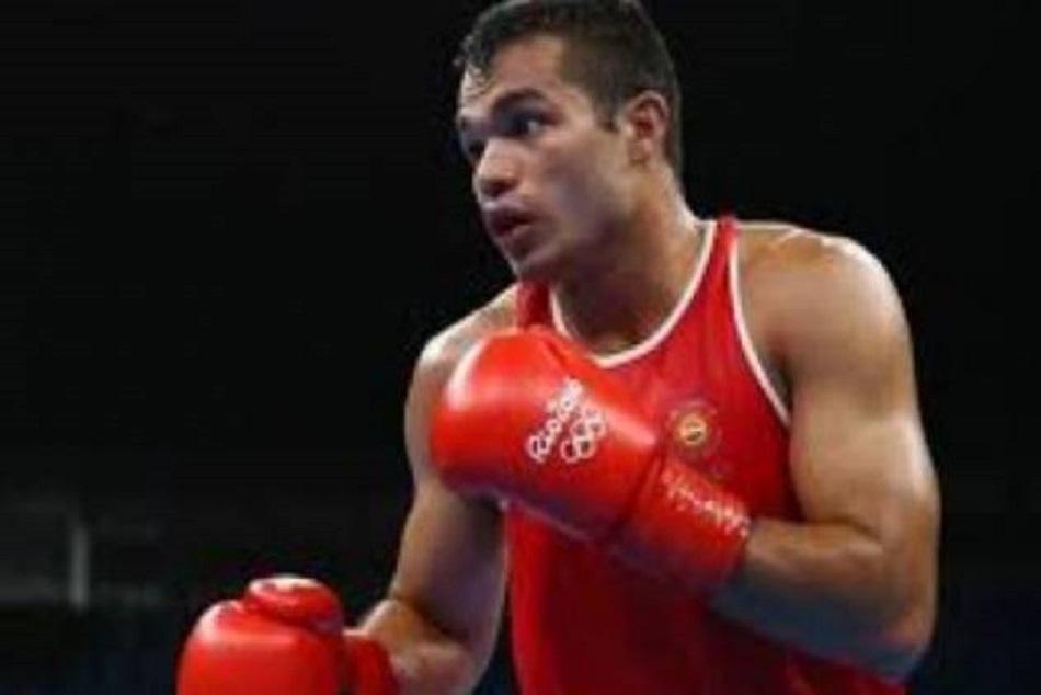 Asian Games 2018: vikas krishna says no pressure
