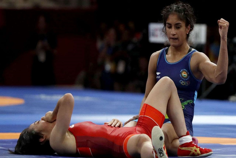 Asian Games 2018 Bollywood Congrats Vinesh Phogat