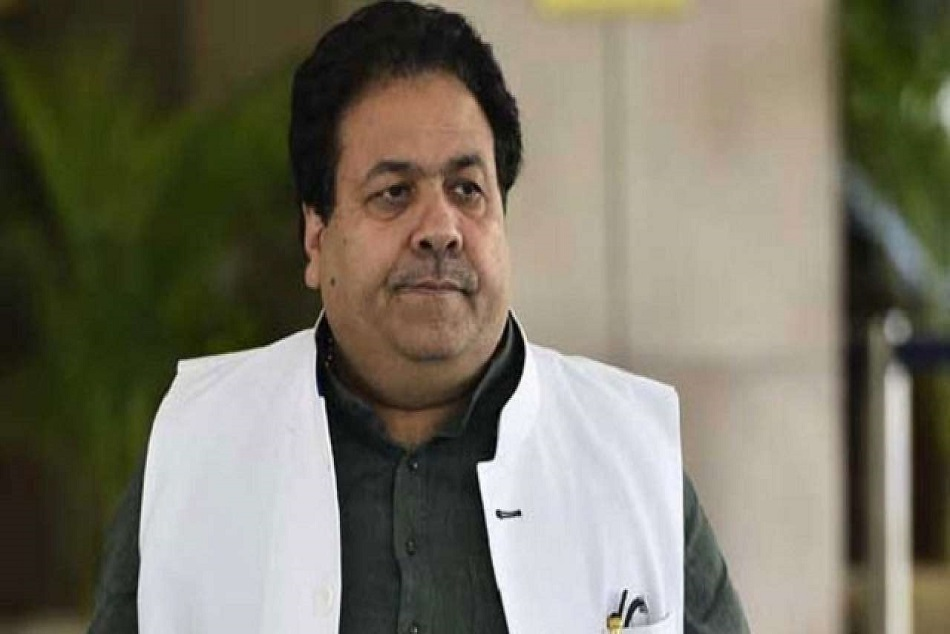 No India Pakistan Cricket Series Without Government Permission Sys Rajeev Shukla