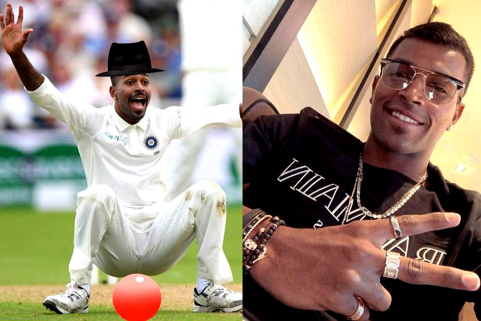 Hardik Pandya Change His Look Fans Slam England Performance