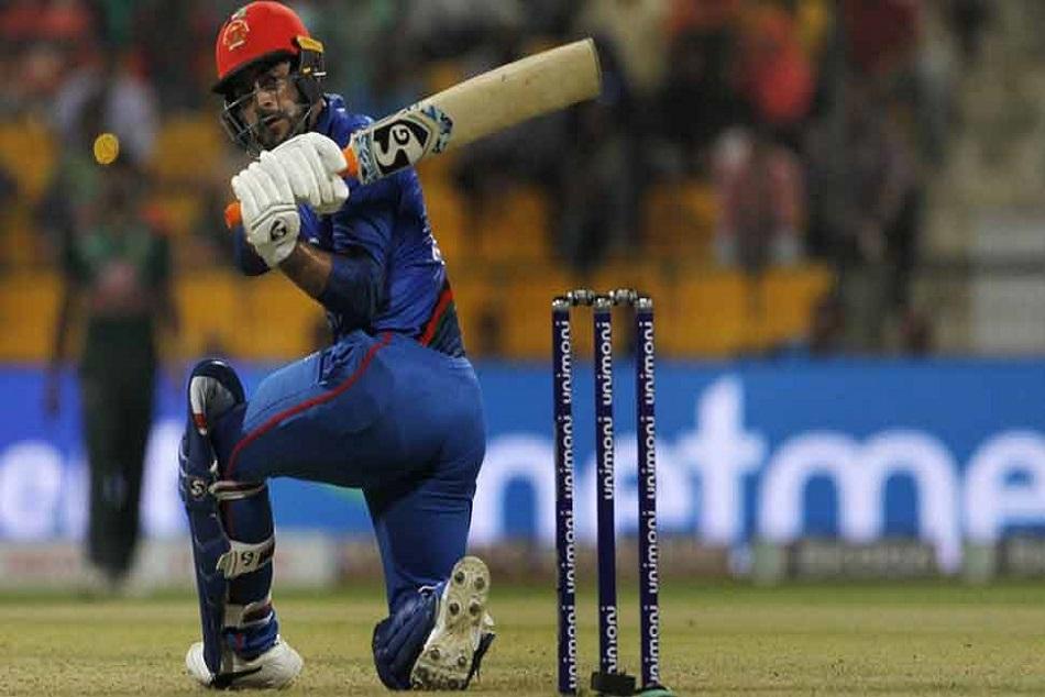 Rashid Khan Makes Fifty On His Bday Against Bangladesh Asia